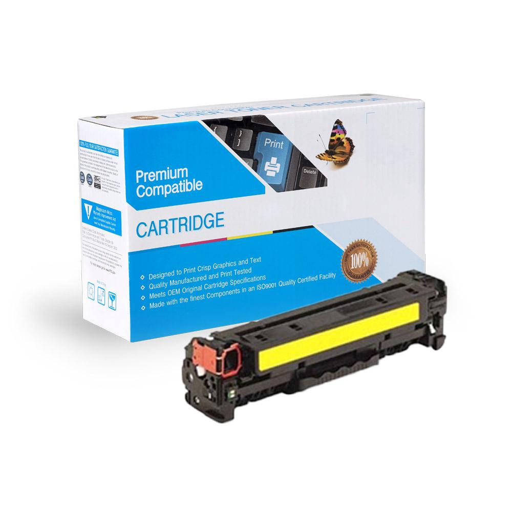 HP Remanufactured Toner CF212A, 131A