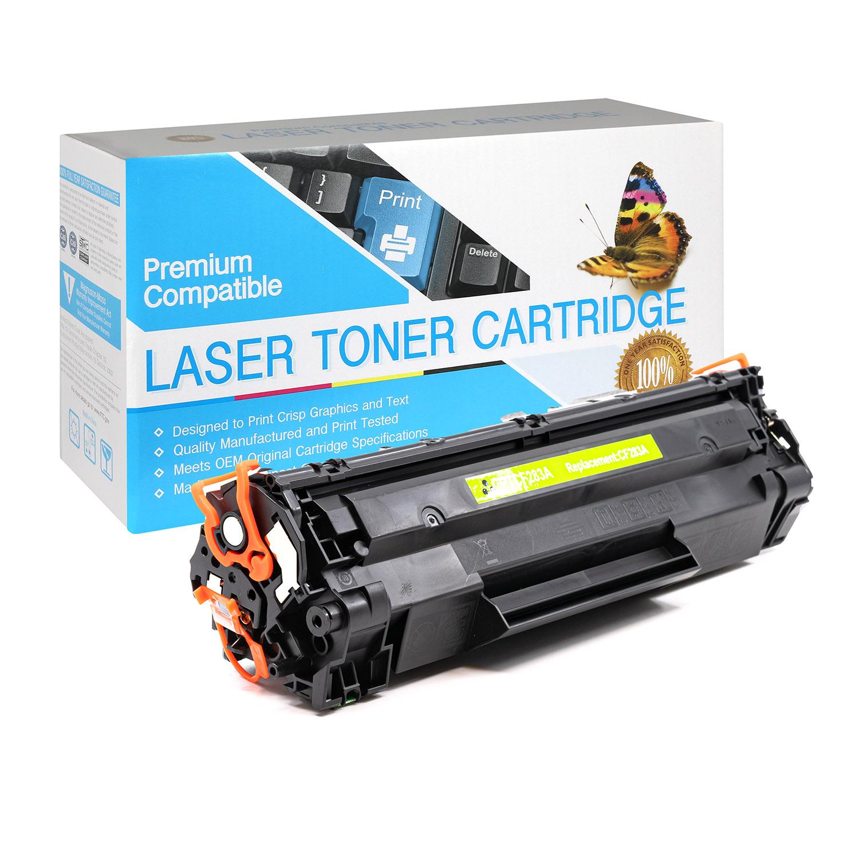 HP Compatible Toner CF283A, 83A