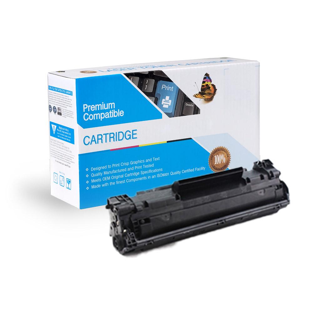 HP CF283X (HP 83X) Black Toner Cartridge