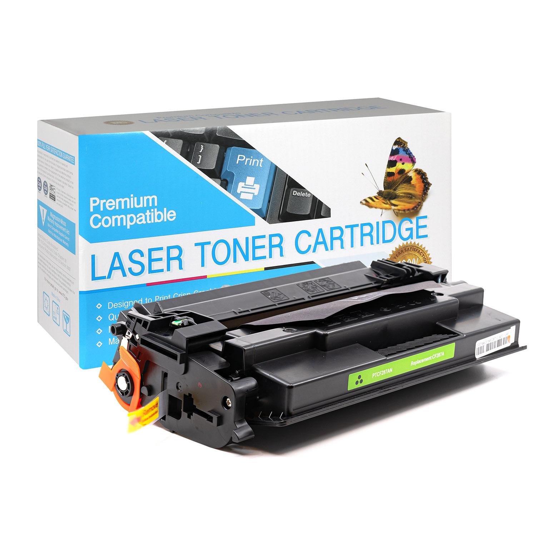 HP Compatible Toner CF287A, 87A