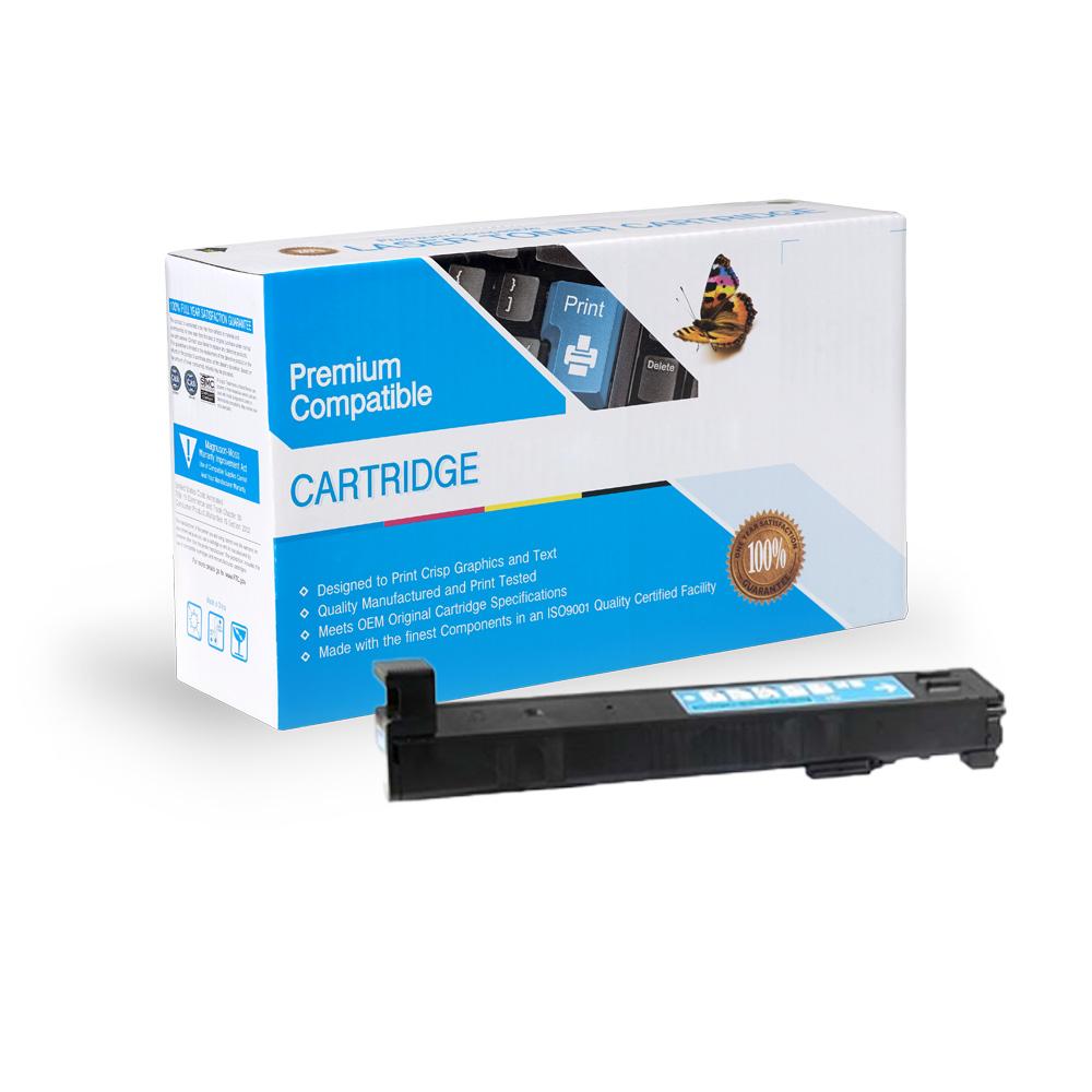 HP Remanufactured Toner CF301A, 817A