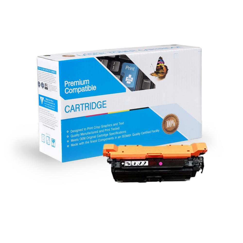 HP Remanufactured Toner CF323A, 653A