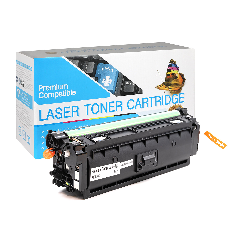 HP Compatible Toner CF360X, 508X
