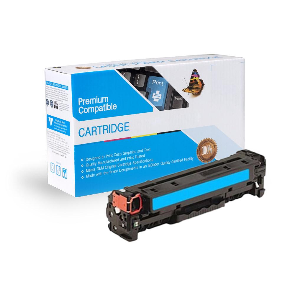 HP Remanufactured Toner CF381A