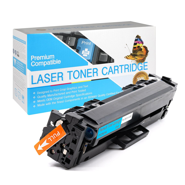 HP Compatible Toner CF411A, 410A