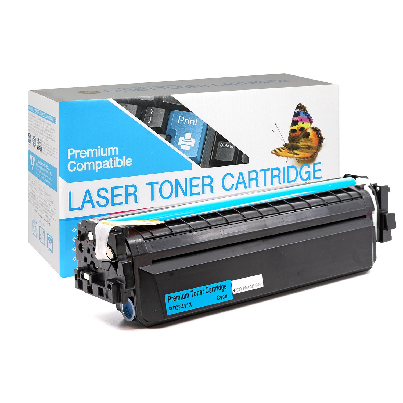 HP Compatible Toner CF411X, 410X