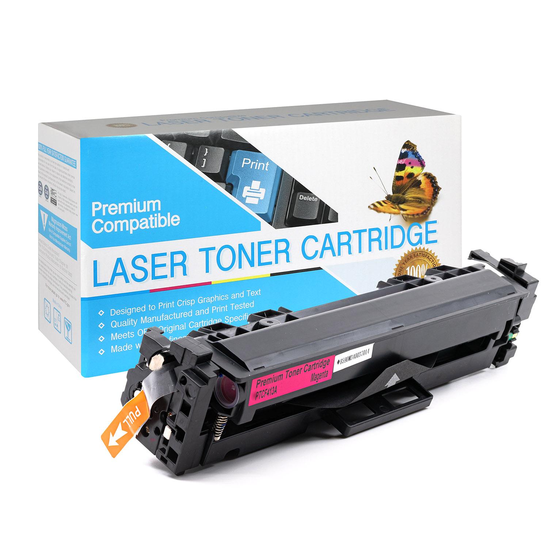 HP Compatible Toner CF413A, 410A