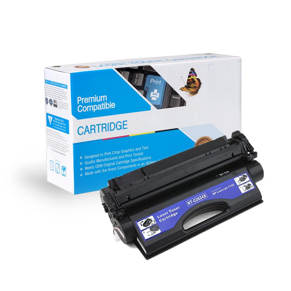 HP Compatible Toner Q2624A, Q2624X