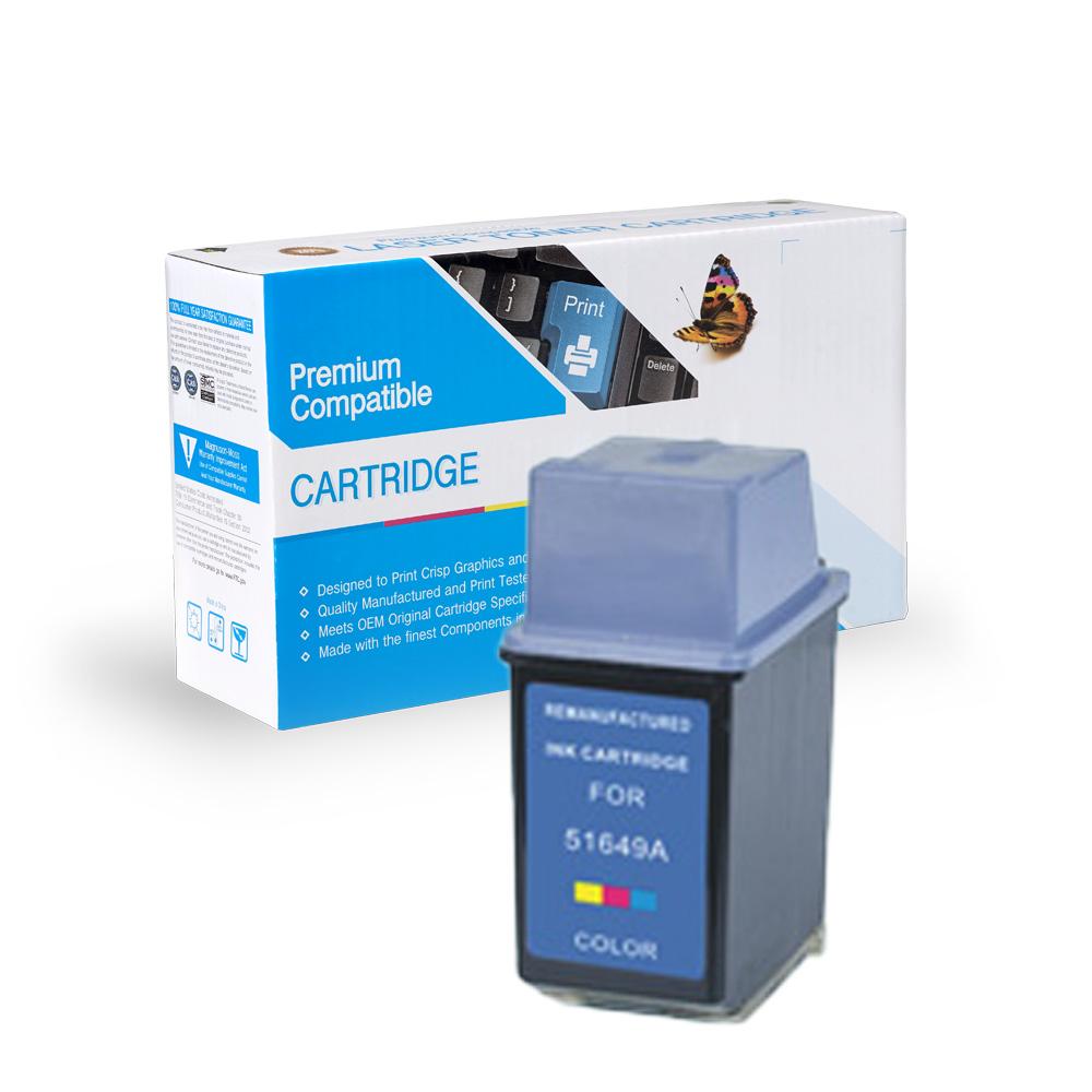HP Remanufactured  51649A, #49