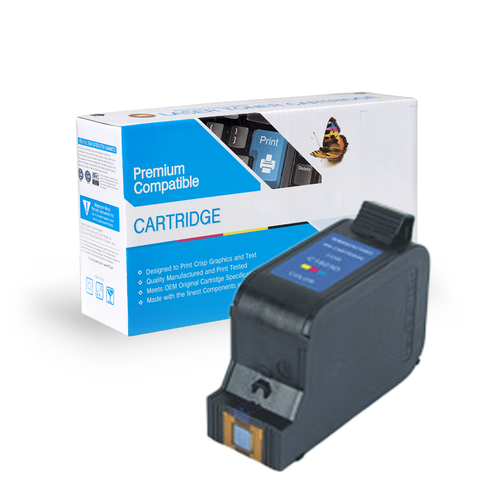 HP Remanufactured  C1823D, #23