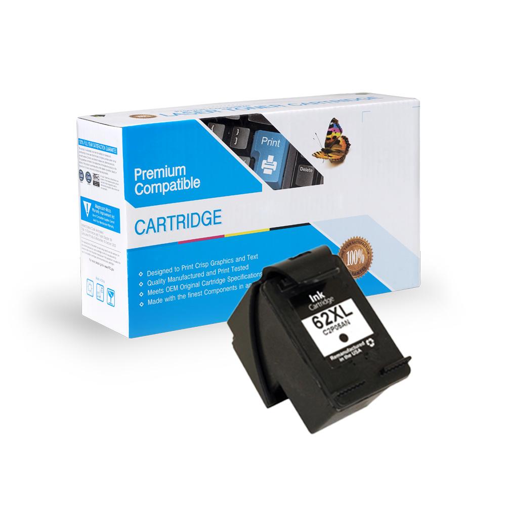 HP Remanufactured  C2P05AN, 62XL