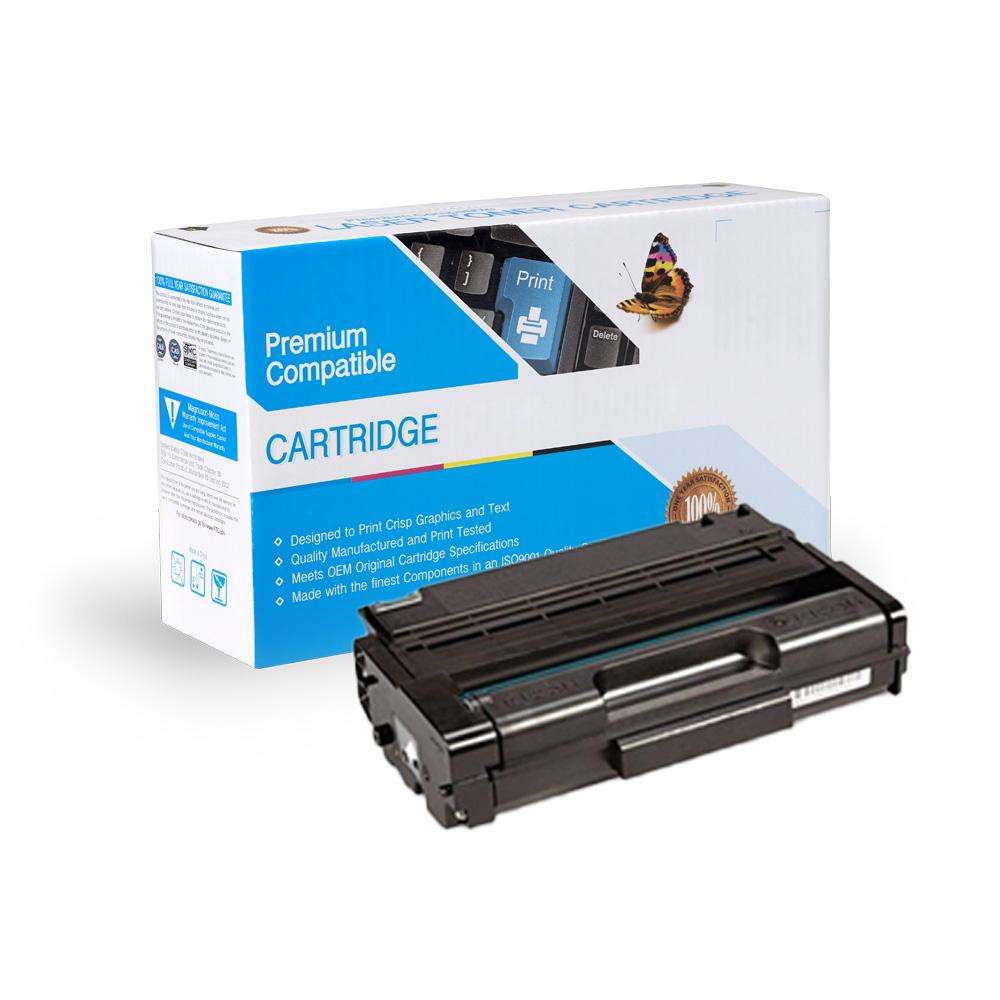 Ricoh Compatible Toner 406465, 406464, 406522