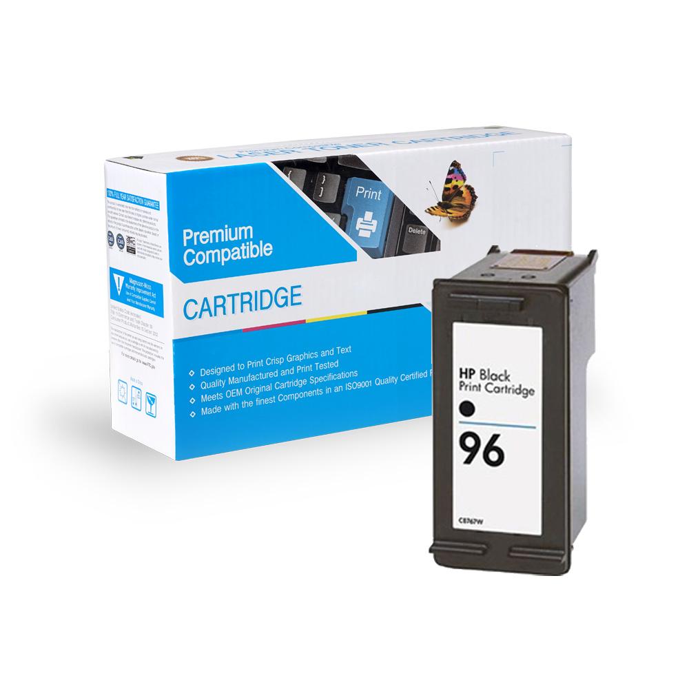 HP Remanufactured  C8767W, #96