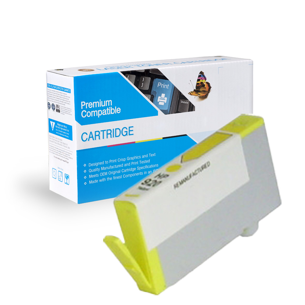 HP CD974AN (HP 920XL) Yellow Inkjet Cartridge