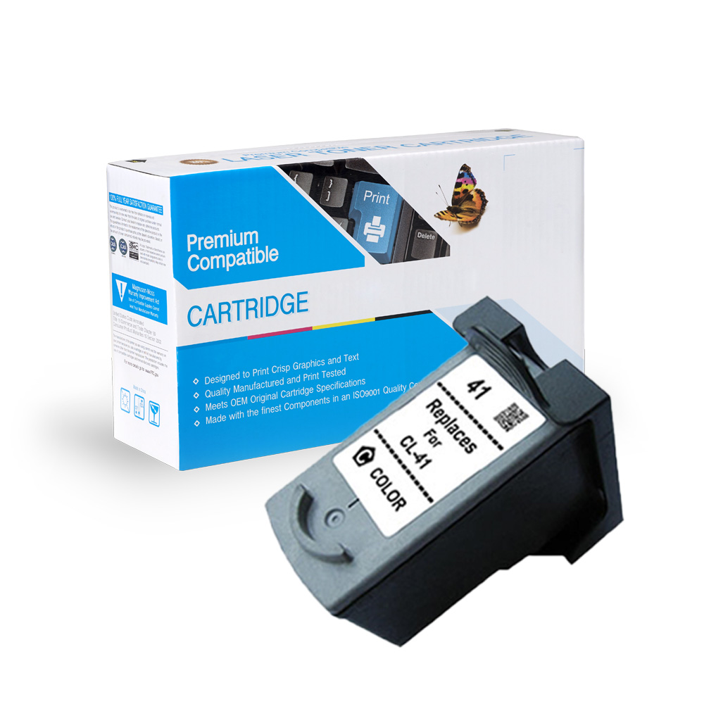 Canon Remanufactured  CL-41
