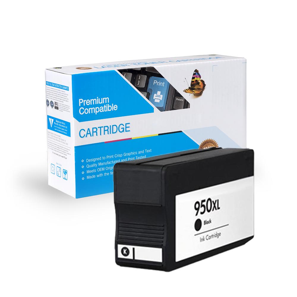 HP CN045AN (HP 950XL) Black Inkjet Cartridge