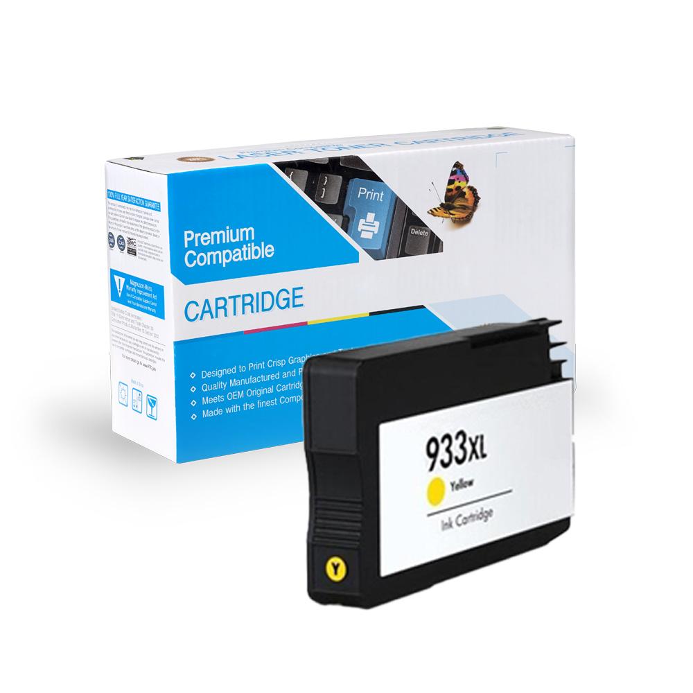 HP CN056AN (HP 933XL) Yellow Inkjet Cartridge