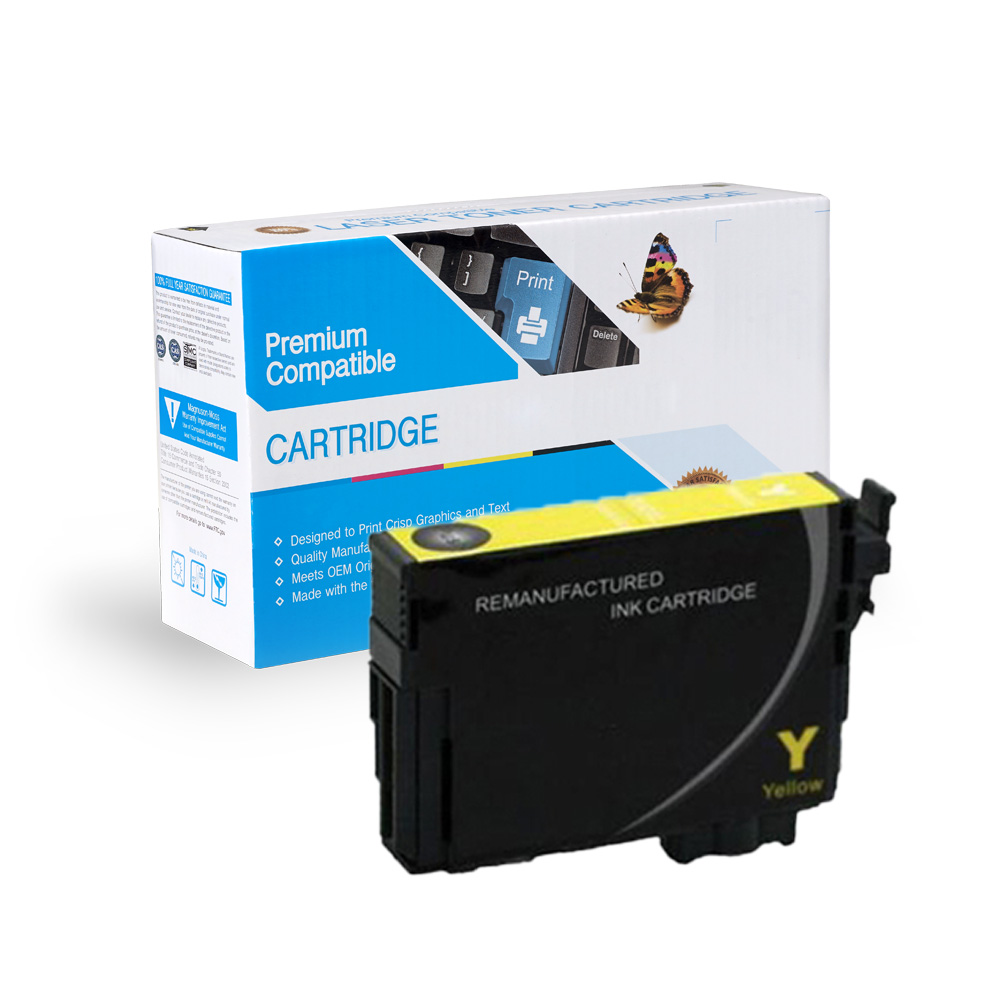 Epson (220XL) T220xl420 Yellow Inkjet Cartridge