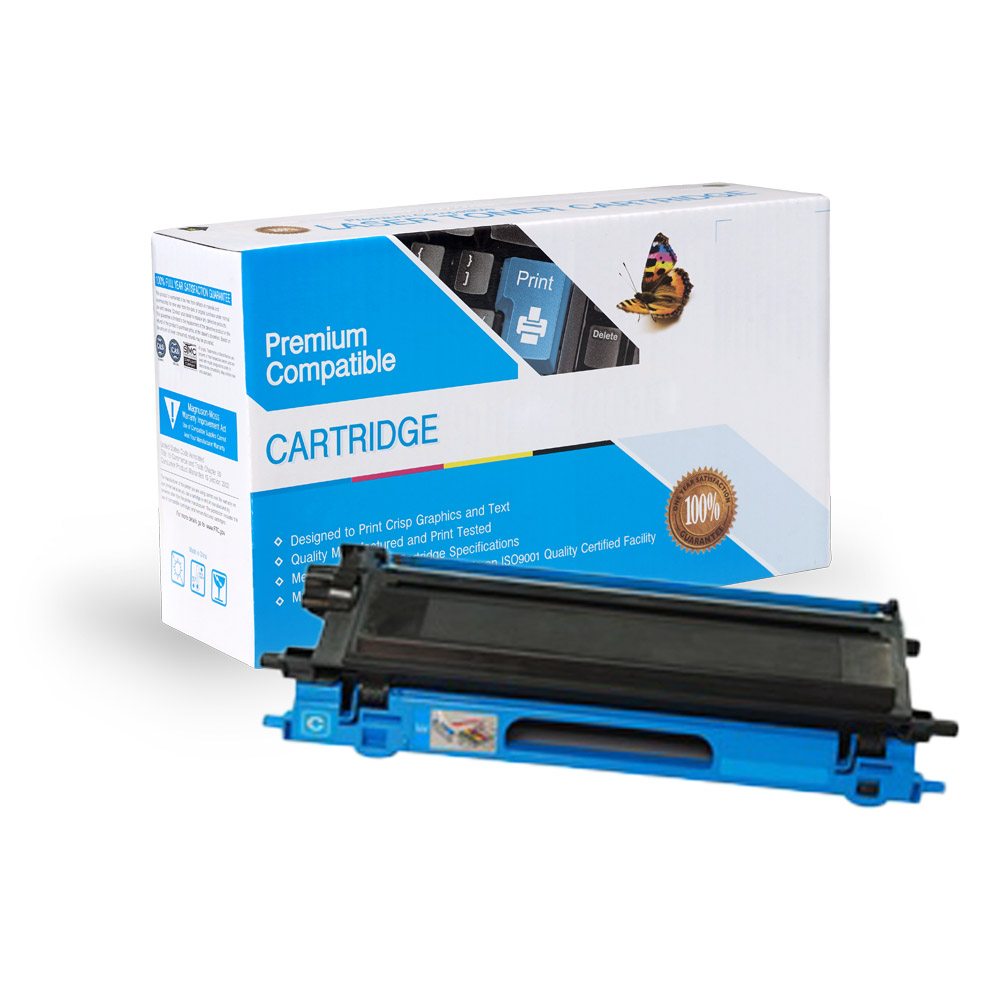 Brother TN115C Toner Cartridge