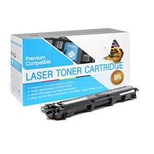 Brother TN221K Black Toner Cartridge