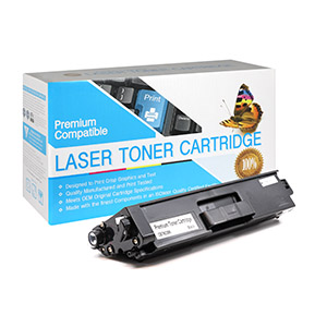 Brother TN336K Compatible High Yield Black Toner Cartridge