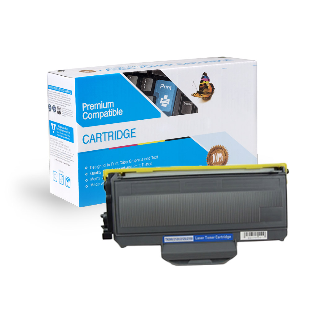 Brother TN360 Jumbo Toner Cartridge